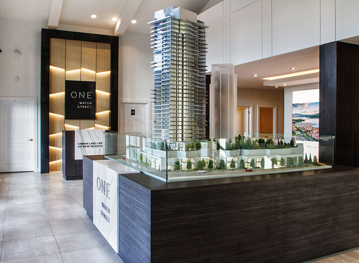 One Water Street Sales Centre